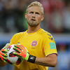 Thumbnail image for Kasper Schmeichel and Peter Schmeichel consoled by fellow Schmeichels on Island of Schmeichel