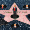 Thumbnail image for Donald Trump Walk-of-Fame star to be replaced with 'Whack-A-Trump'