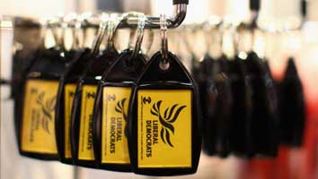 Liberal Democrat conference orgy