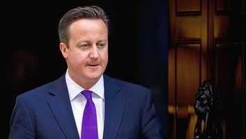 Cameron shared platform with terrorist sympathiser