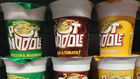 Pot Noodle warning