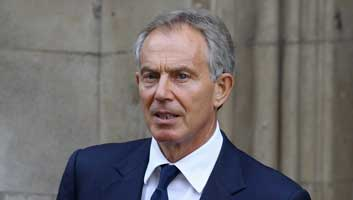 Tony Blair, war films, Iraq