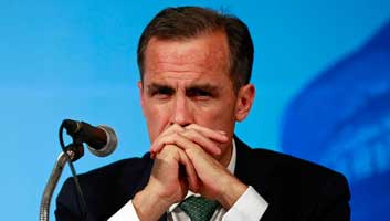 Mark Carney Mansion House speech