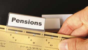 ISIS pensions