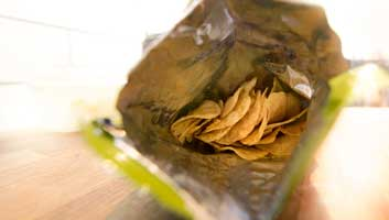 crisps just air