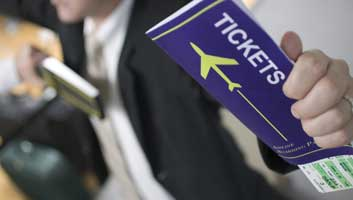 boarding pass withheld in WH Smiths