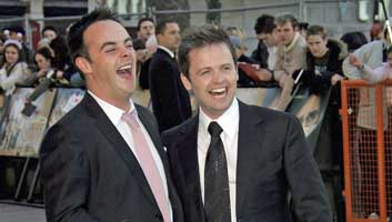 Ant and Dec give holiday to Kaiser Soze
