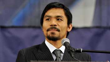 Manny Pacquiao dropped by Nike