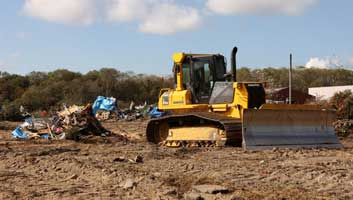 Bulldozers to look at Middlesbrough