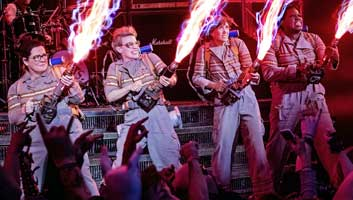 Ghostbusters small