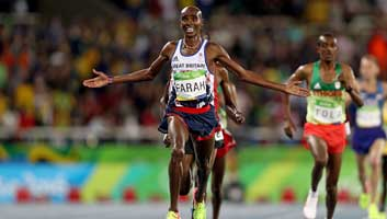 Mo farah's brother