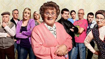 Mrs Brown's Boys tax avoidance