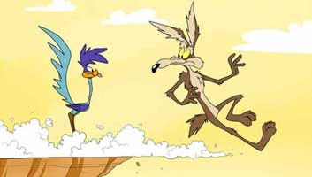 Wile e Coyote dyspraxia diagnosis