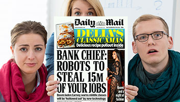 Daily Mail Robots