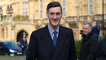 Jacob Rees Mogg says war with Spain was implied