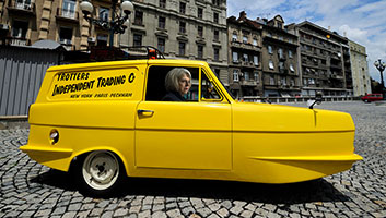 Trotters Independent Trading Theresa May