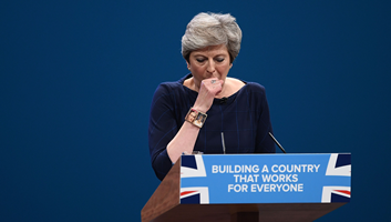 Post image for 'Well, at least I didn't shit myself,' says relieved May